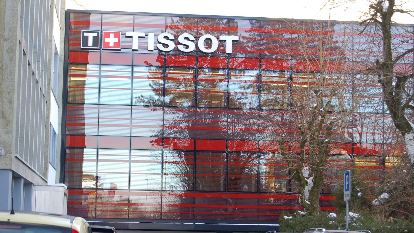 Tissot Headquators building